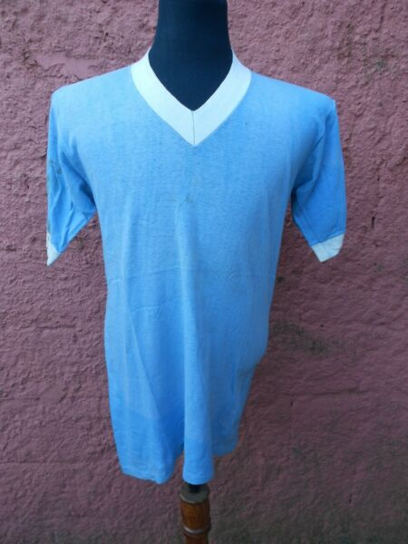 Uruguay Eusebio Tejera COPA AMERICA 1947 match worn shirt World Cup Champion !