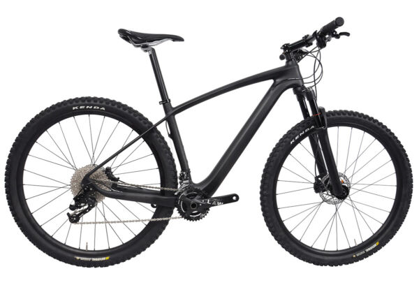 29er 15.5quot; Carbon Bicycle 22s Complete Mountain Bike Wheels MTB Suspension Fork $1365.00