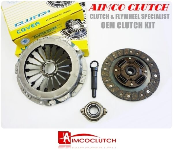 PREMIUM CLUTCH KIT FITS FOR HYUNDAI TIBURON ELANTRA 1.8L 2.0L 4CYL