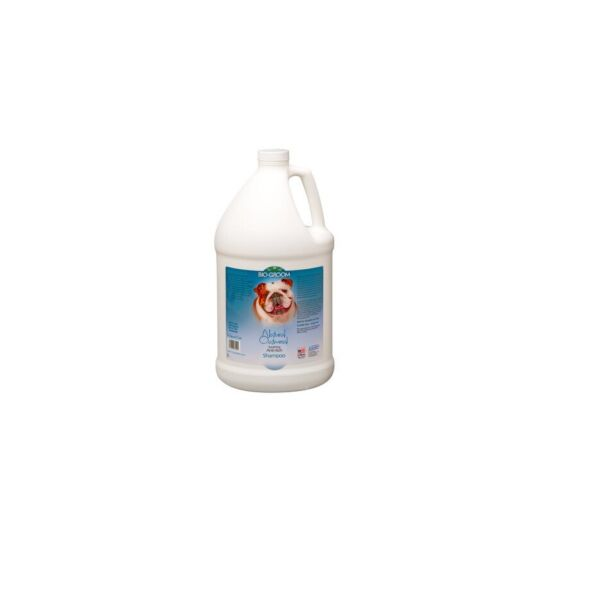 BIOGROOM Natural Oatmeal Shampoo for Dogs Relieve dry irritated skin 1 Gallon