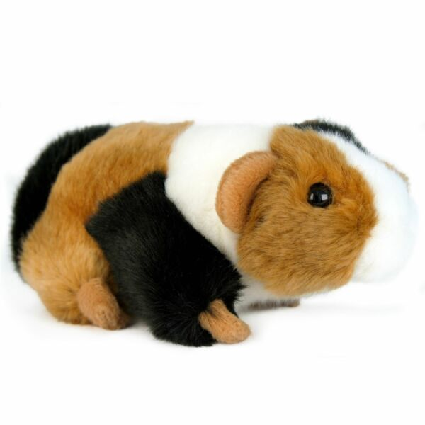 Gigi the Guinea Pig 6 Inch Stuffed Animal Plush By Tiger Tale Toys