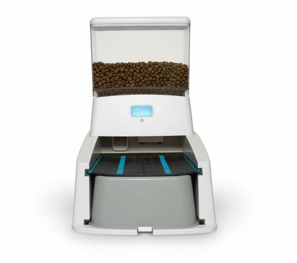 Wagz Smart Dog Feeder Automatic Dog Food Dispenser With Video And Portion Contr $504.85