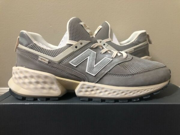 New Balance 574 Sport V2 Vintage Grey MS574VB Size 11-13 100% Authentic