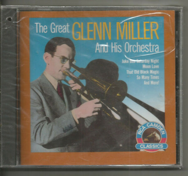 THE GREAT GLENN MILLER AND HIS ORCHESTRA!!!!~!!!!