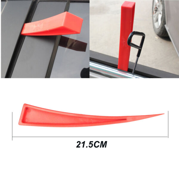 Automotive Plastic Air Pump Wedge Car Window Doors Emergency Entry Opener Tools
