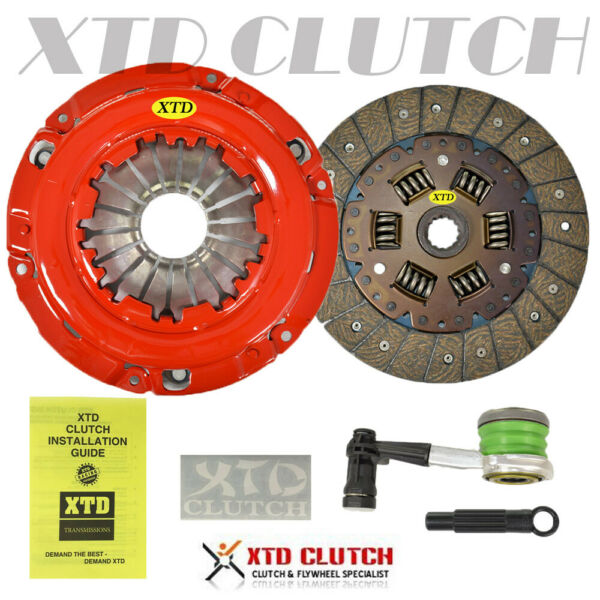 XTD STAGE 2 SPORTS CLUTCH KIT w SLAVE 05-11 COBALT SS SPORT HHR G5 2.2L 2.4L