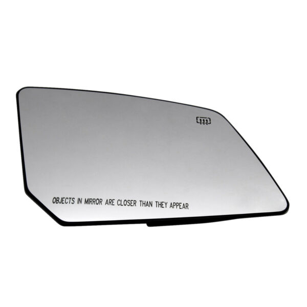 Passenger Side Mirror Glass Heated Fit Chevy Traverse GMC Acadia Saturn Outlook