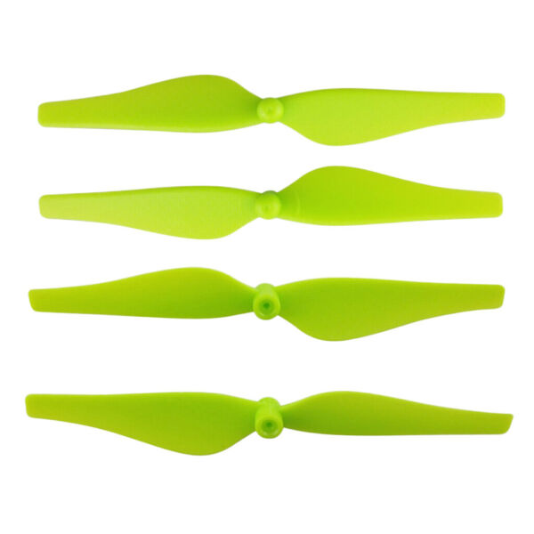 4pcs Propellers for DJI Tello RC Remote Control Drone Aircrafts DIY -Green