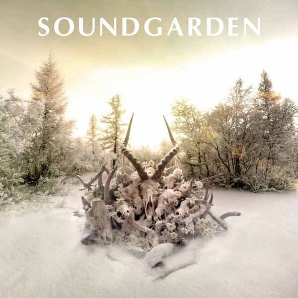 King Animal Deluxe Edition - Soundgarden CD Sealed ! New !