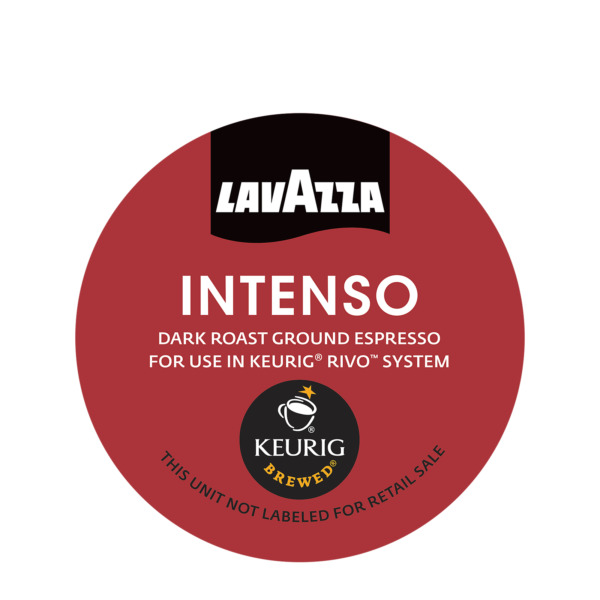 Lavazza Coffee Rivo Pack Espresso Intenso Keurig Rivo Pods 18 Count FRESH
