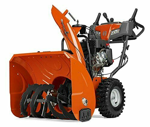 Husqvarna ST227P 2-Stage Snow Thrower 254CC Electric 27