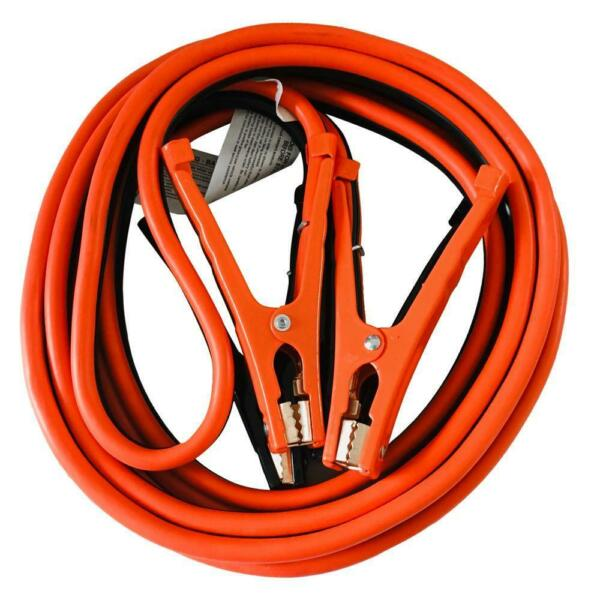 20 Ft 4 Gauge Heavy Duty Power Booster Cable Emergency Car Battery Jumper