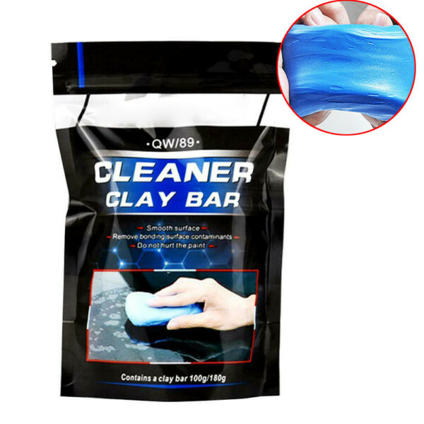 1 X Car Wash Magic Clean Clay Bar Truck Auto Detailing Cleaning Washing Tools