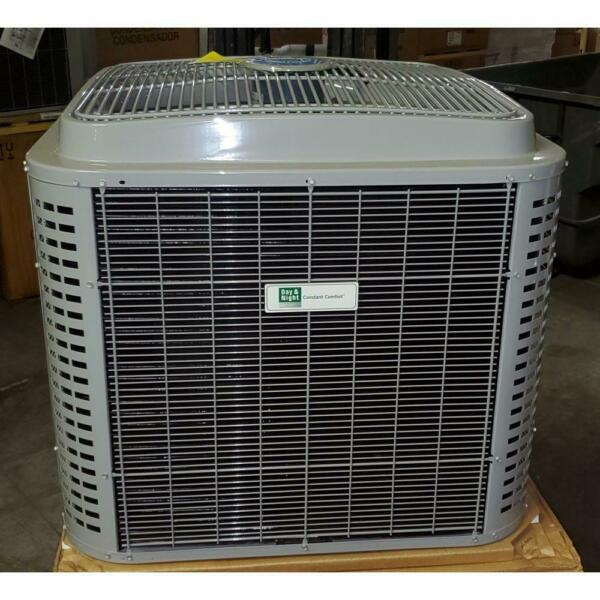 DAY amp; NIGHT CSH648GKA 4 TON SPLIT SYSTEM COMMUNICATING HEAT PUMP 16 SEER R 410A $2040.00