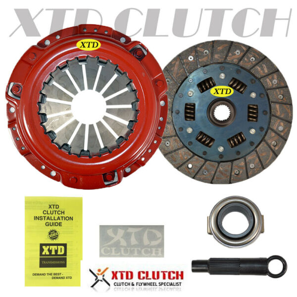 XTD STAGE 1 CLUTCH KIT 1990 1991 1992 1993 1994 1995 1996 ACCORD PRELUDE