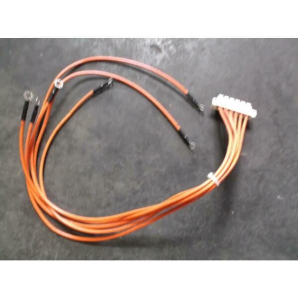 WATER FURNACE 11S004A01 PLUG ASSY. 6 PIN 6 WIRE. 14 AWG $19.00