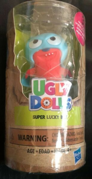 Hasbro Ugly Dolls Collectible Super Lucky Bat Figurine NEW Sealed