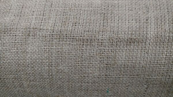 Premium Food Grade HCF Free Burlap 10 oz Fabric Cloth Jute 40 60 100 Yards Roll