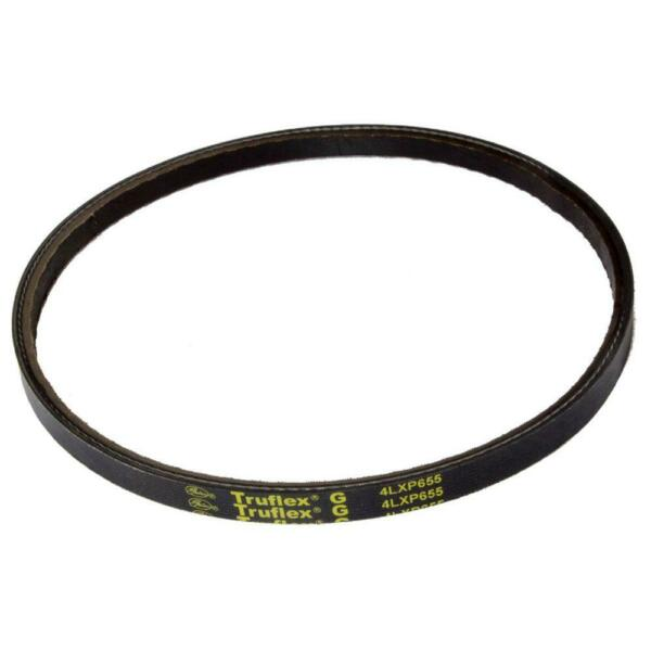 Snow Blower Auger Belt Replacement For PowerSmart 2-Stage Gas 655 mm Black New