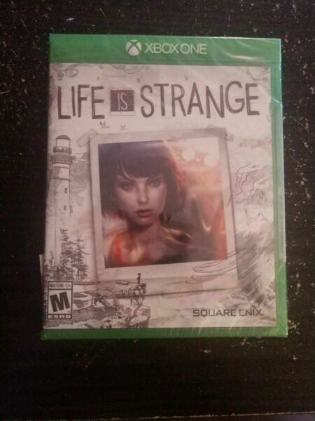 Life Is Strange for Xbox One (Brand New & Factory Sealed) **FREE SHIPPING**