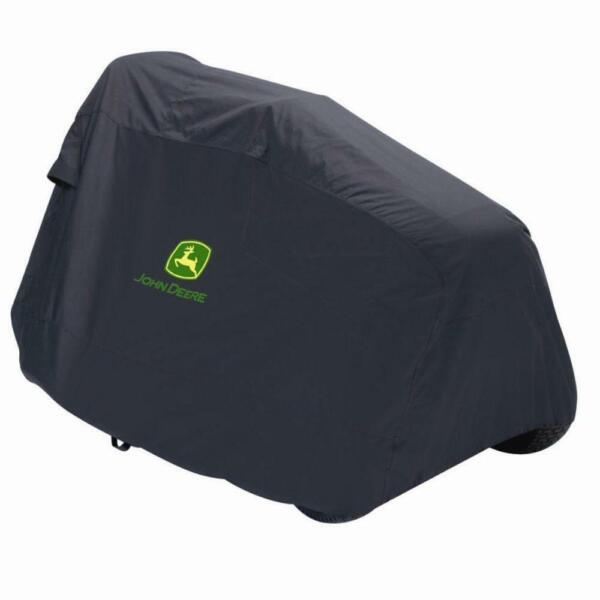 John Deere Riding Mower Cover 54 in. WaterUV Resistant Air Vents Polyester