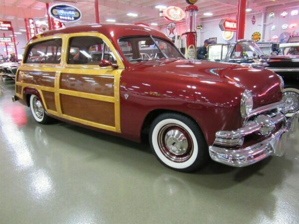 1951 Ford Other Wagon 1951 Ford Woody Wagon