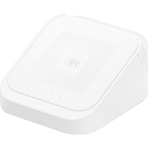 Dock for Square Contactless and Chip Reader White