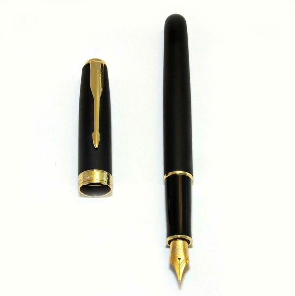 Classic Fountain Pen Inventory Reduction Gold Plated NIB amp; Trim