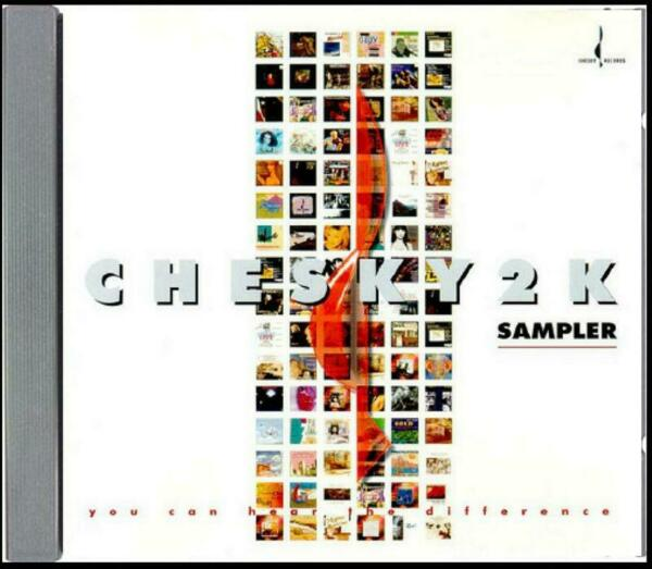 CD SALE CHESKY 2 K SAMPLER IF FIDELITY MATTERS TO YOU BUY THIS