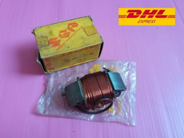SUZUKI A100 AC100 AS100 Stator Coil  Genuine Japan PN 32120-12730 NOS
