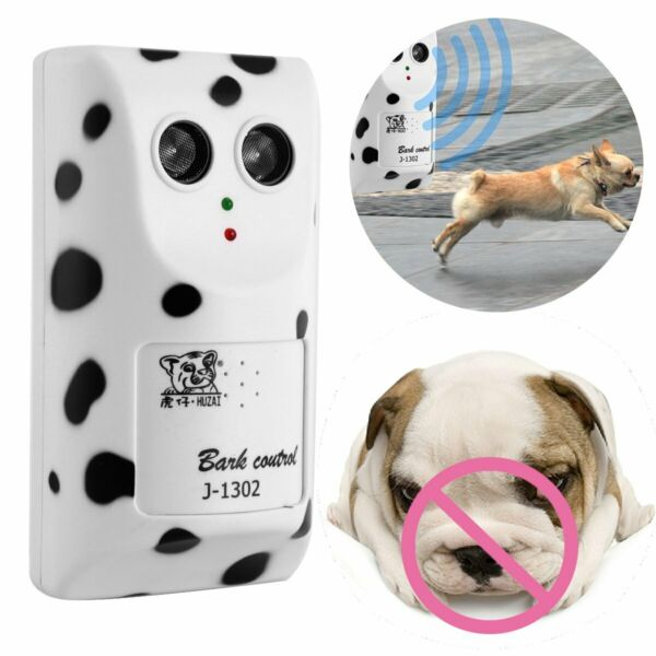 Noiseproof Ultrasonic Stop Control Dog Barking Anti Bark Device Silencer ic