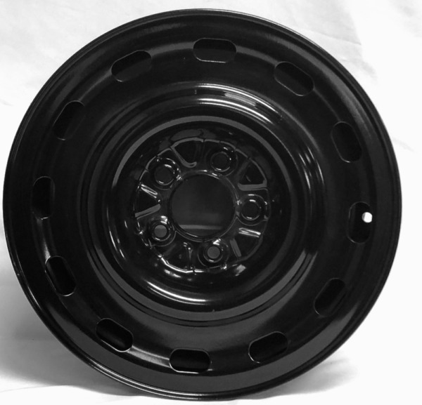 16 Inch Black Steel Wheel Fits Crown Victoria Grand Marquis 3536T