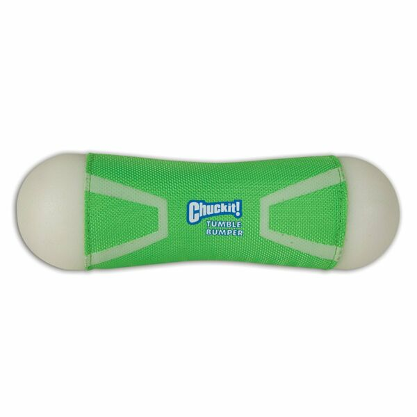 Petmate Chuckit Tumble Bumper Max Glow Large for Dogs