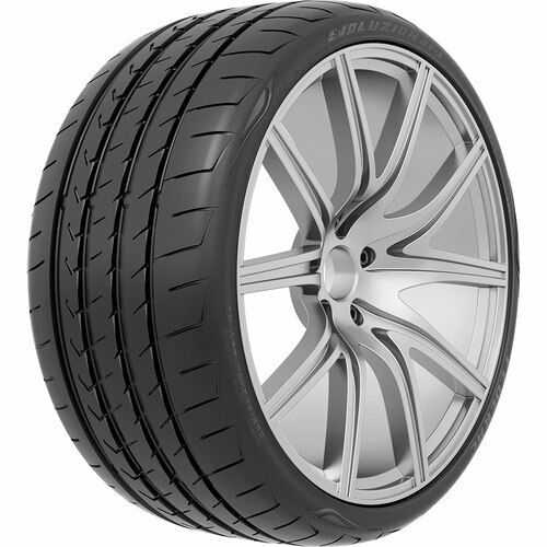 2 New 265 40ZR18 Federal Evoluzion ST 1 UHP Summer Tires 40 18 R18 2654018 40R
