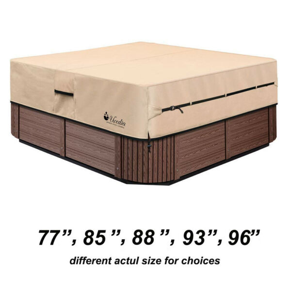 Outdoor cover waterproof polyester 100% waterproof hot tub set $70.00