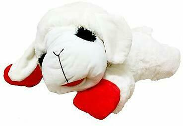 (2 Pack) Multipet Officially Licensed Lamb Chop Jumbo Plush Dog Toy 24-Inch $53.55