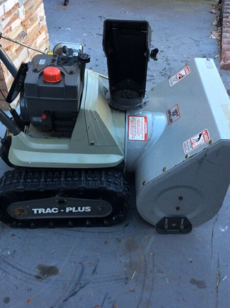 Craftsman Dual Stage Trac-Drive Gas Snow Blower with 5 H.P. Engine 23 Inch