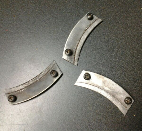 Ariens 52409200 Chute Clamps 01043800 Retainers Holders ST824 Snowblower 924000