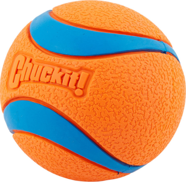 Chuckit! Dog Fetch Toy Ultra Ball Durable Rubber 4-inch XX-Large 4 Pack