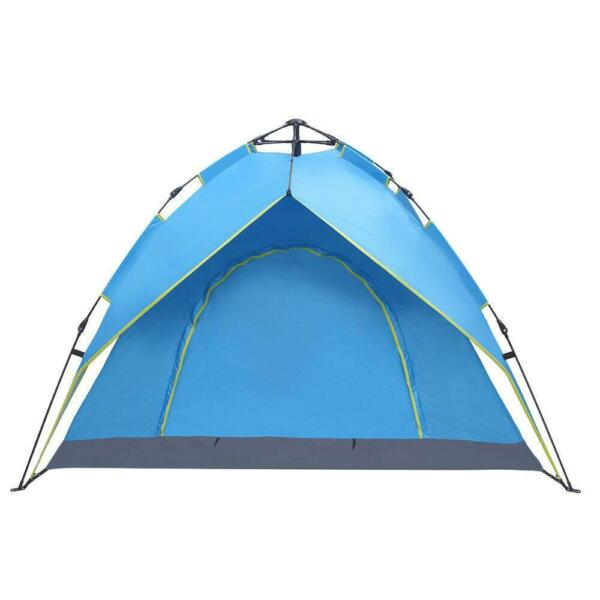 Portable Family Camping Tent 4 Persons Patio Waterproof Backpack Hiking Dome $39.90