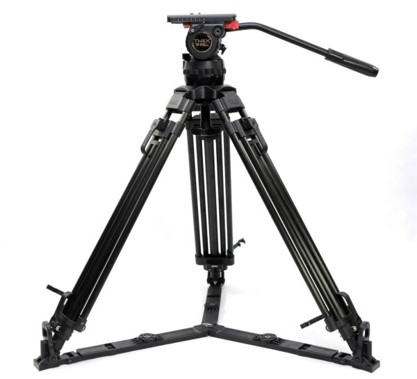 V18L 70quot; Aluminum Video Tripod kit Professional Camcorder Tripod Fluid Head 18KG