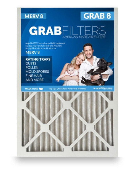 15x20x1 Air Filters Replacement AC Furnace Electrostatic Air Filters 4 PACK $48.99