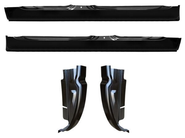 Rocker Panel and Cab Corner kit 02-08 Dodge Ram Quad Cab 1500-2500-3500 Kit