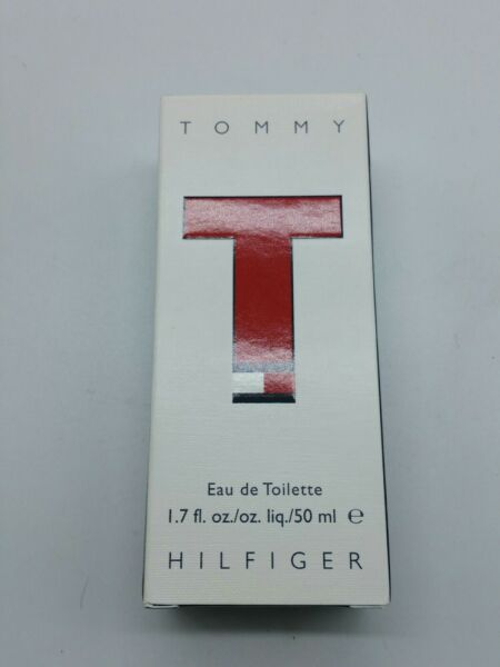 Tommy T by Tommy Hilfiger 1.7 oz 50 ml Eau De Toilette Spray W3A $39.99