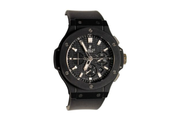 Hublot Big Bang Automatic Chronograph Black Magic Black Dial Carbon fiber  $9,500.00