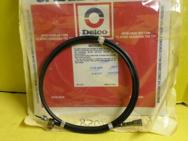 Speedometer Cable 1978 1979 Cadillac SEVILLE