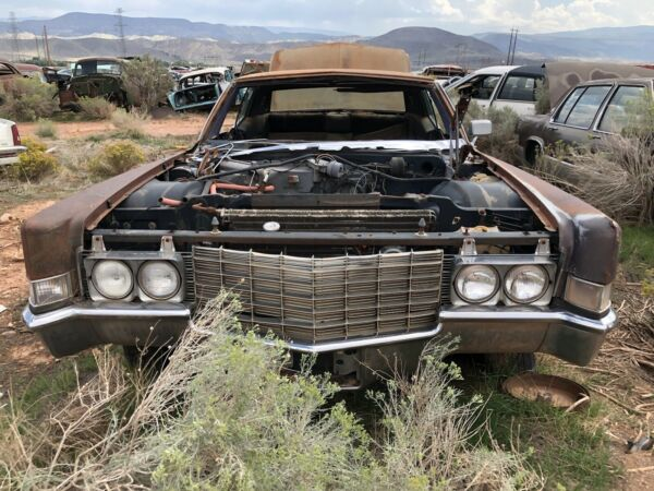 1984 CADILLAC SEVILLE FRONT BUMPER