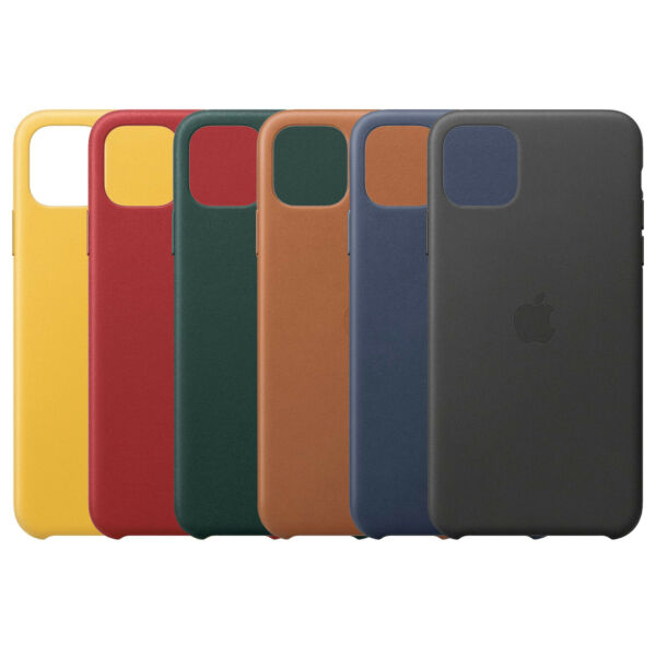 Apple - iPhone 11 Pro Max Leather Case $30.26
