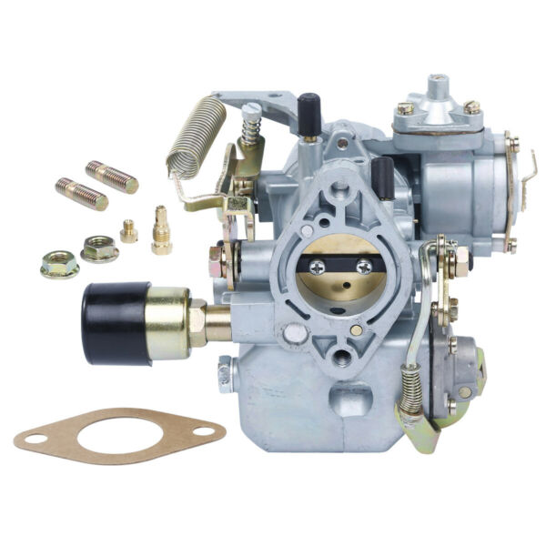New 34 Pict 3 Carburetor 12V Electric Choke 1600CC Fit For VW Beetle 113129031K $55.99