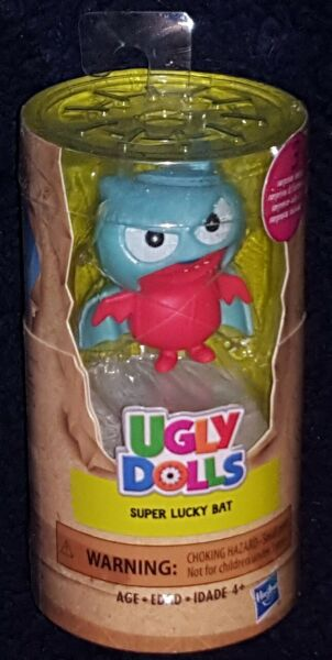 Hasbro Ugly Dolls Super Lucky Bat With 3 Surprises - New Free Shipping